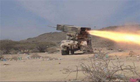 استهداف صاروخي