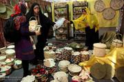 نمایشگاه صنایع دستی در چابهار برپا شد