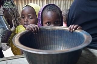 قحطیزدههای سومالی