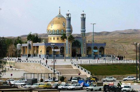 امامزاده علی صالح ایلام