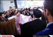 رواق حضرت زهرا(س) در حرم مطهر رضوی افتتاح شد
