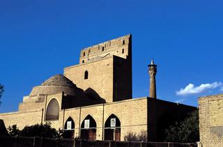 مسجد جامع سمنان- عکس اصلی