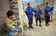 نوروزخوانی ترانه بهاری مردم مازندران