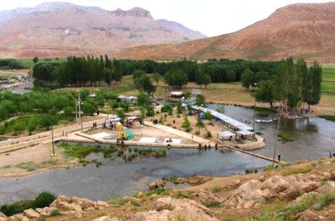 چهارمحال و بختیاری تابلوی زیبای آفرینش/بهشت ایران برای طبیعت گردان آغوش گشوده است