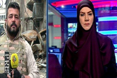 حمله داعش به تیم خبری شبکه «العالم»