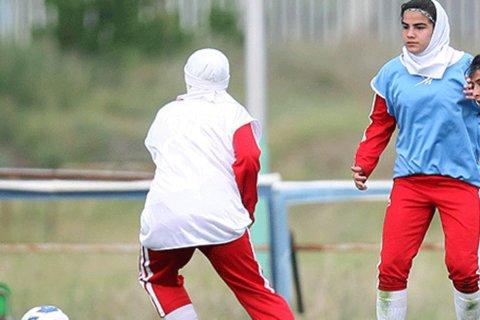 تیم ملی فوتبال دختران ایران