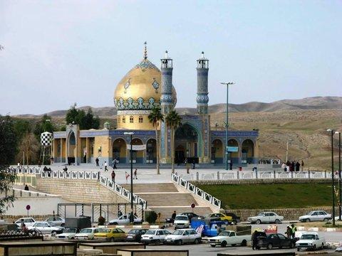 امازاده علی صالح ایلام