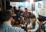 غرفه حفظ نشر آثار حضرت امام خامنهای در معراج شهدای اهواز راه اندازی شد