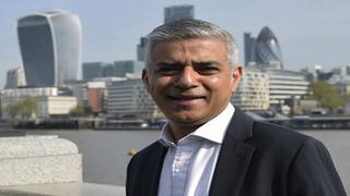 صادق خان» شهردار مسلمان شهر لندن