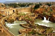 پلکانی به عمق تاریخ ۴۰۰۰ ساله/سازههای آب «شوشتر» شاهکار فنی و مهندسی جهان است