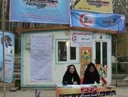 ۲۳ هزار و ۳۷۸ نفر از خدمات جوانان هلال احمر خراسان شمالی بهره مند شدند