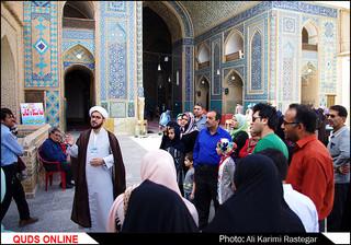 جاذبه های گردشگری شهر یزد