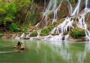 سمفونی آب و صخره/لرستان کلکسیون آبشار های طبیعی ایران است