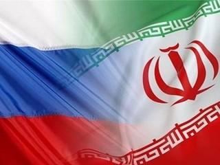 پرچم مشترک ایران و روسیه