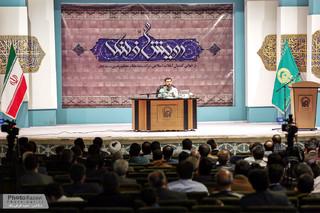 بازخوانی گفتمان انقلاب اسلامی  در اندیشه مقام معظم رهبری/ عکس خبری