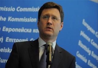 نواک وزیر انرژی روسیه