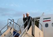 رئیس جمهور به قزوین سفر کرد