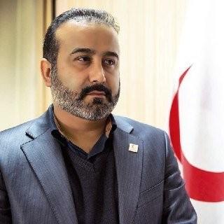 وحید رحمتی مدیر روابط عمومی هلال احمر