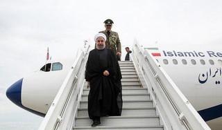 سفر رئیس جمهور به مازندران