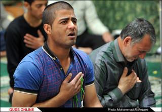 مراسم معنوی اعتکاف در مساجد/گزارش تصویری