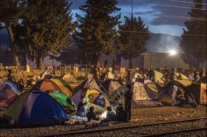 پناهجویان در بازارهای لیبی