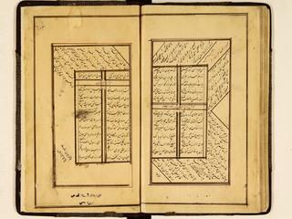 نسخه خطی - کتابخانه مرکزی آستان قدس رضوی