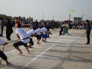 کمبود امکانات ورزشی در تربت جام مشهود است