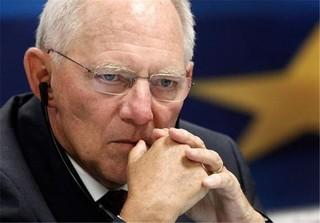 """""""وولفگانگ شایبله""""، وزیر دارایی آلمان"""