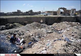 محله پورسینا در مشهد/گزارش تصویری