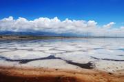 موج بحران در دریاچه نمک قم/ریزگرد های با نمک در راه است