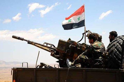 نیوری نظامی سوریه