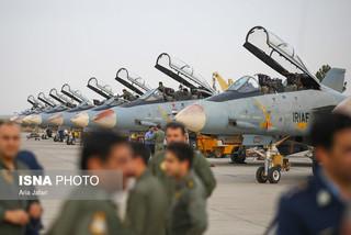 جنگندههای ایران