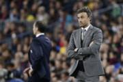 انریکه: به عملکرد بارسلونا افتخار می کنم/ فقط نیمه اول بازی رفت بد بودیم