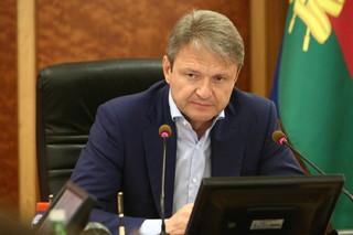 «الکساندر تاکاچف» (Alexander Tkachev) وزیر کشاورزی روسیه