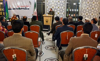 نشست شاعران آیینی کشور در کتابخانه آستان قدس رضوی