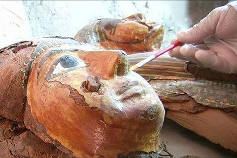 مقبره ۳۰۰۰ ساله در مصر