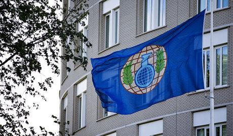 سازمان منع گسترش سلاحهای شیمیایی