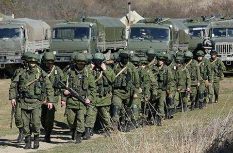 القوات الروسيا