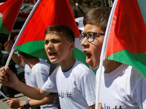 فلسطين - کراپشده