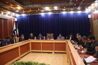 نشست فرمانداران شهرستان های استان ایلام