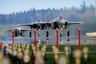 جنگنده رادارگریز آمریکا