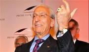 البروفيسور الايراني مجيد سميعي ينال جائزة خاتم لايبنيتس رينغ