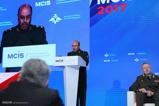 سخنرانی وزیر دفاع ایران در ششمین نشست بین المللی مسکو۲۰۱، سردار دهقان