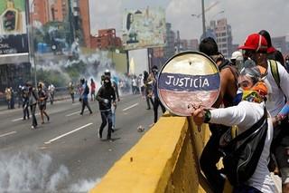 نا آرامی ها در ونزوئلا