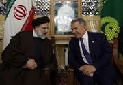 دیدار حجت الاسلام رئیسی با رئیسجمهور تاتارستان به درخواست دولت یازدهم بود + سند