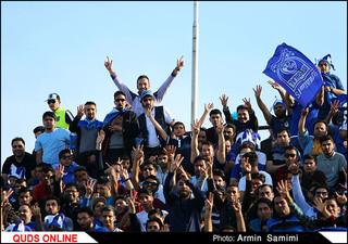 دیدار تیم های پدیده و استقلال تهران