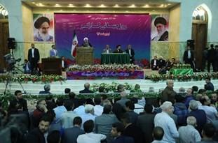 فیلم/ تهدید مجری برنامه روحانی به خرد کردن دهان کارگران!