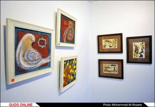 نمایشگاه نقاشی های کوچک