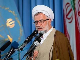 حجت السلام و المسلمین شکرالله بهرامی رئیس سازمان قضایی نیروهای مسلح