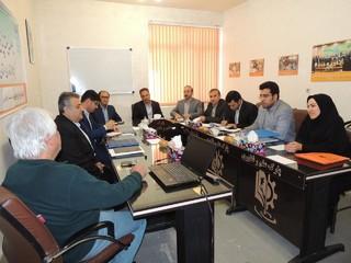 جلسه کمیته جذب و پذیرش